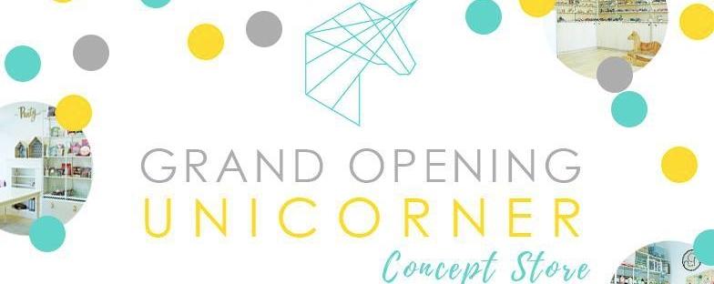 Unicorner Opening Party