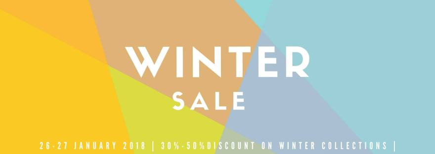 Luxembourg Concept Store Winter Sale